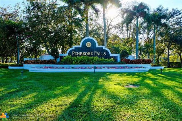 2038 NW 141st Ave, Pembroke Pines, FL 33028 (MLS #F10212890) :: GK Realty Group LLC