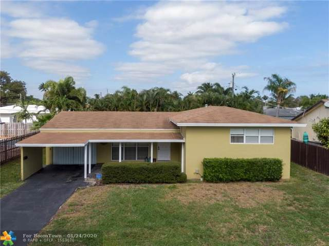2641 NE 20th St, Pompano Beach, FL 33062 (MLS #F10212956) :: GK Realty Group LLC
