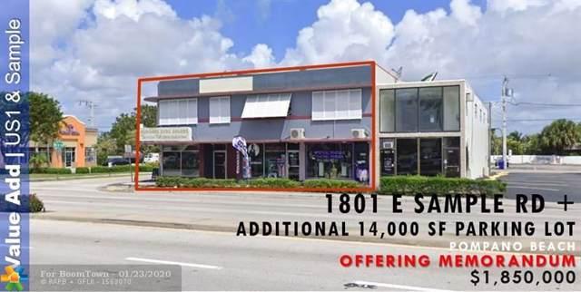 1801 NE 36th St, Pompano Beach, FL 33064 (MLS #F10212986) :: The Paiz Group