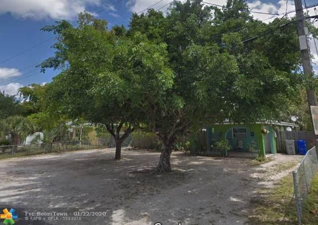 438 NW 7th Ave, Pompano Beach, FL 33060 (#F10212991) :: Dalton Wade