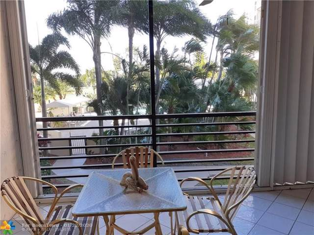 7300 Radice Ct #209, Lauderhill, FL 33319 (MLS #F10213042) :: Green Realty Properties