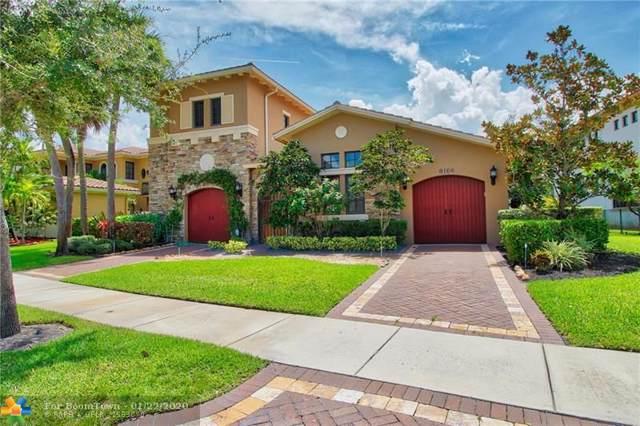 8166 Emerald Ave, Parkland, FL 33076 (MLS #F10213058) :: GK Realty Group LLC