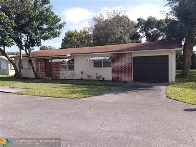 3625 SW Natura Ave, Deerfield Beach, FL 33441 (MLS #F10213083) :: The Paiz Group