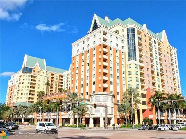 100 N Federal Hwy #619, Fort Lauderdale, FL 33301 (MLS #F10213089) :: Green Realty Properties