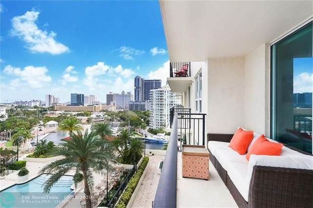 600 W Las Olas Blvd 1104S, Fort Lauderdale, FL 33312 (MLS #F10213092) :: Best Florida Houses of RE/MAX
