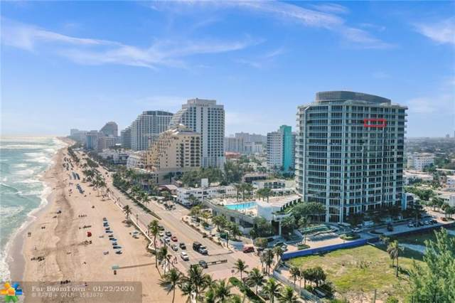 701 N Fort Lauderdale Blvd #1604, Fort Lauderdale, FL 33304 (MLS #F10213095) :: The O'Flaherty Team