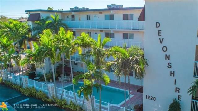 1220 NE 3rd St #408, Fort Lauderdale, FL 33301 (#F10213146) :: Dalton Wade