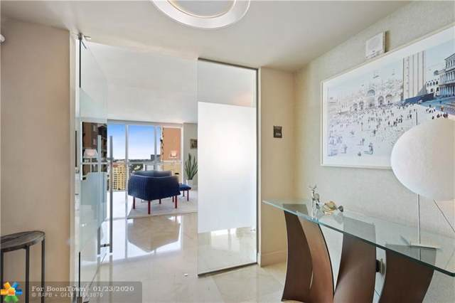 101 S Fort Lauderdale Beach #2206, Fort Lauderdale, FL 33316 (MLS #F10213149) :: Patty Accorto Team