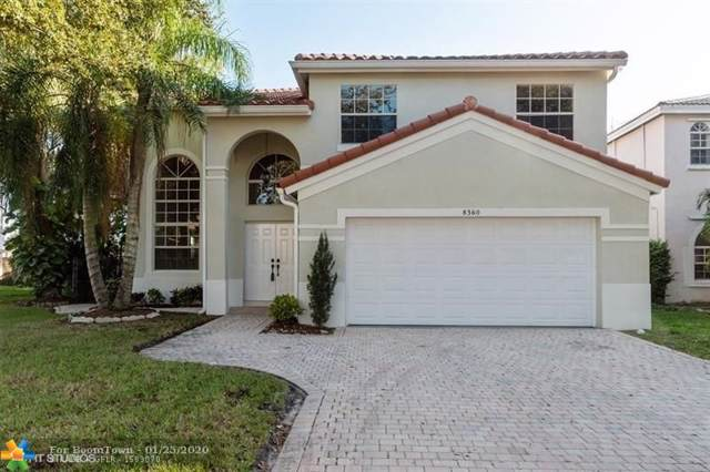 8360 NW 46th Dr, Coral Springs, FL 33067 (MLS #F10213194) :: Green Realty Properties