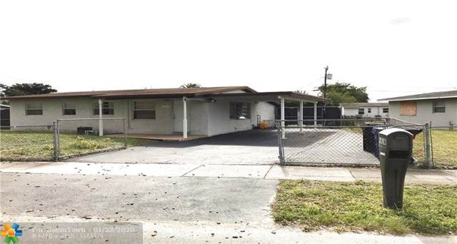 1616 NW 15th St, Fort Lauderdale, FL 33311 (MLS #F10213204) :: Green Realty Properties