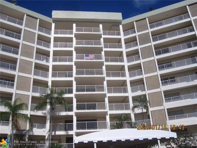 3090 N Course Dr #412, Pompano Beach, FL 33069 (MLS #F10213243) :: Berkshire Hathaway HomeServices EWM Realty