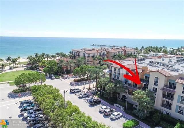 4445 El Mar Dr #2308, Lauderdale By The Sea, FL 33308 (MLS #F10213244) :: The O'Flaherty Team