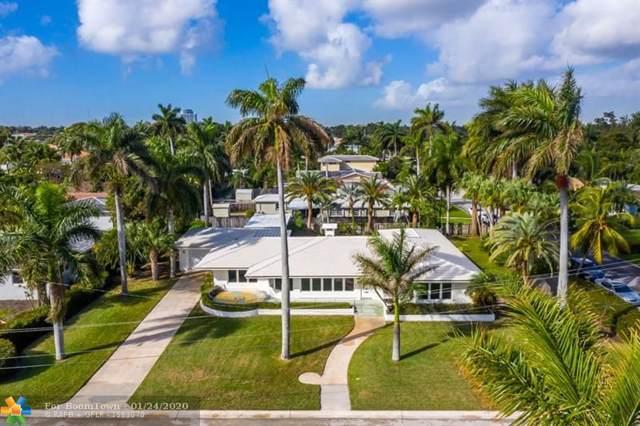 903 N Northlake Dr, Hollywood, FL 33019 (MLS #F10213277) :: Green Realty Properties