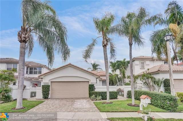 6954 Columbia Ct, Margate, FL 33063 (MLS #F10213289) :: Castelli Real Estate Services