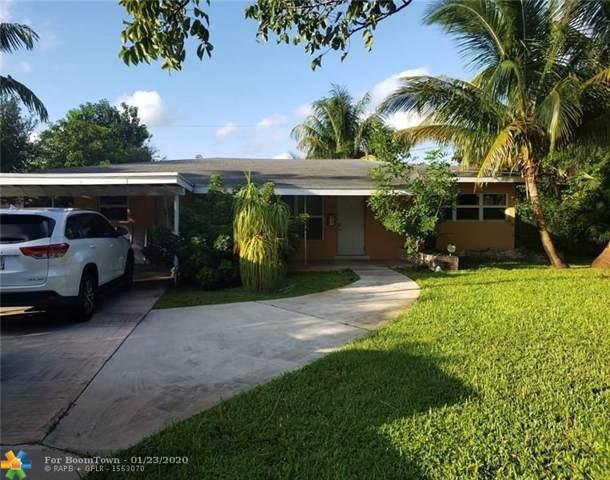 833 NE 17th Ct, Fort Lauderdale, FL 33305 (#F10213298) :: Dalton Wade