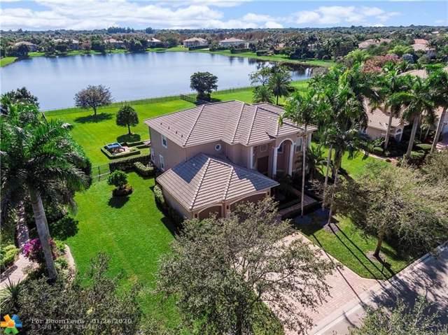 10972 Pine Lodge Trl, Davie, FL 33328 (MLS #F10213301) :: The Howland Group