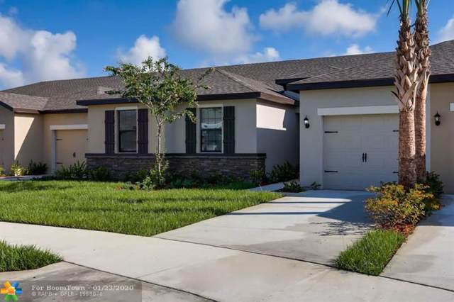 1619 Merriment #438, Fort Pierce, FL 34947 (MLS #F10213305) :: THE BANNON GROUP at RE/MAX CONSULTANTS REALTY I