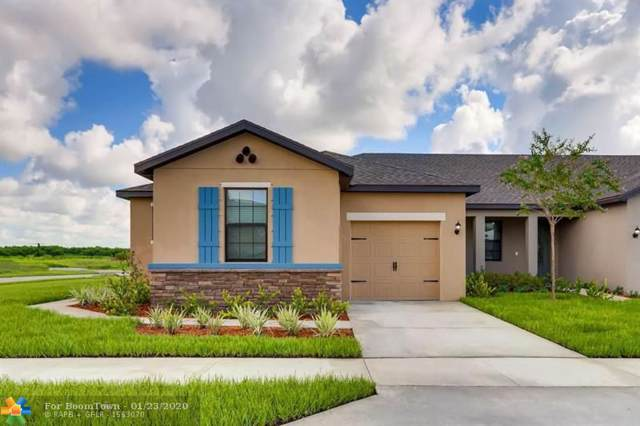 1617 Merriment #437, Fort Pierce, FL 34947 (MLS #F10213310) :: THE BANNON GROUP at RE/MAX CONSULTANTS REALTY I