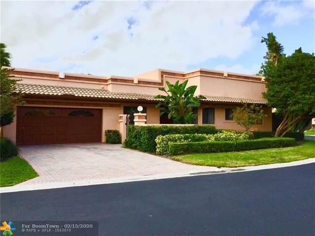 6461 Via Rosa, Boca Raton, FL 33433 (MLS #F10213328) :: Green Realty Properties