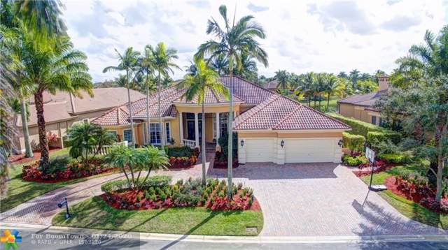 7256 NW 127TH WAY, Parkland, FL 33076 (MLS #F10213332) :: Green Realty Properties