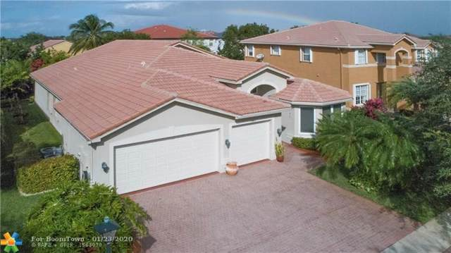 19413 SW 55th St, Miramar, FL 33029 (MLS #F10213358) :: Green Realty Properties