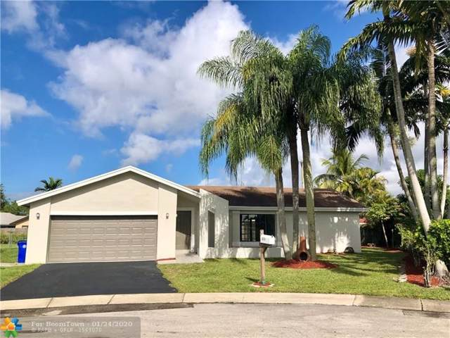 7050 NW 22nd Way, Margate, FL 33063 (MLS #F10213402) :: Castelli Real Estate Services