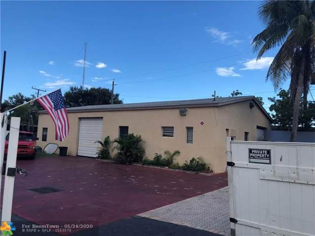 2165 NW 19th St, Fort Lauderdale, FL 33311 (MLS #F10213409) :: The O'Flaherty Team