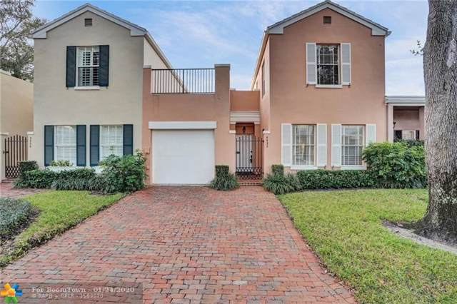 5932 Bartram St, Boca Raton, FL 33433 (MLS #F10213418) :: Green Realty Properties