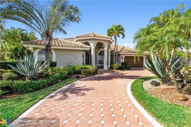 5150 Kensington Cir, Coral Springs, FL 33076 (MLS #F10213453) :: GK Realty Group LLC