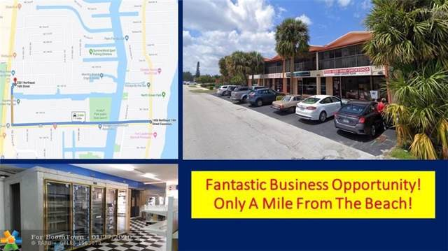 2301 NE 16th St, Pompano Beach, FL 33062 (MLS #F10213474) :: Castelli Real Estate Services