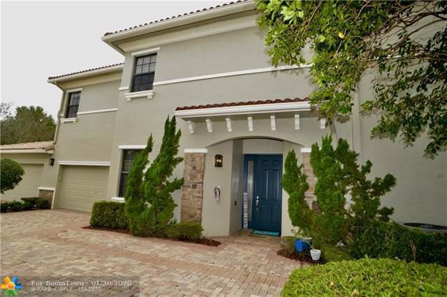7543 Old Thyme Ct #7543, Parkland, FL 33076 (MLS #F10213482) :: The O'Flaherty Team