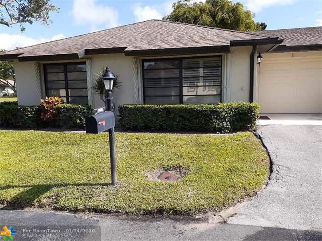 4788 Quailwood Ter Apt-A, Boynton Beach, FL 33436 (MLS #F10213498) :: THE BANNON GROUP at RE/MAX CONSULTANTS REALTY I