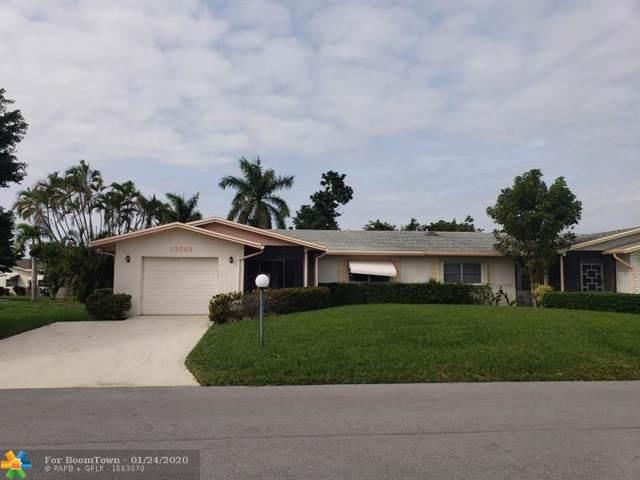 13646 Whippet Way, Delray Beach, FL 33484 (#F10213525) :: Dalton Wade
