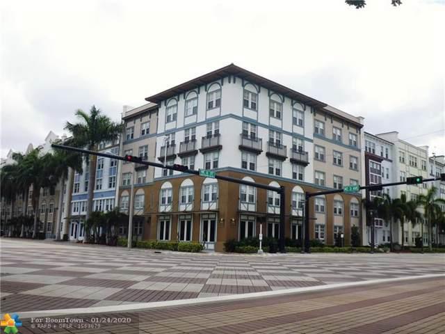 533 NE 3rd Ave #539, Fort Lauderdale, FL 33301 (MLS #F10213542) :: Castelli Real Estate Services