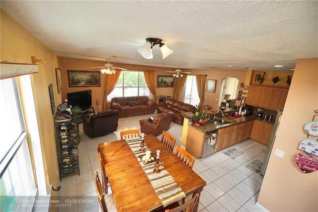 15291 SW 50th St, Miramar, FL 33027 (MLS #F10213556) :: Green Realty Properties