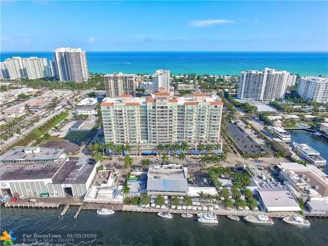 3020 NE 32nd Ave #1002, Fort Lauderdale, FL 33308 (#F10213571) :: Dalton Wade