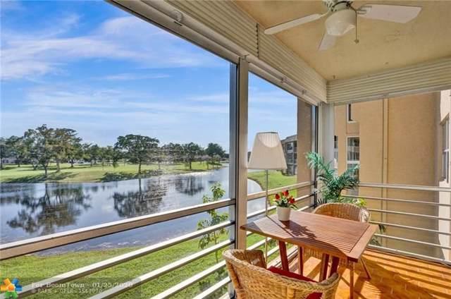 9241 Sunrise Lakes Blvd #203, Sunrise, FL 33322 (MLS #F10213596) :: Green Realty Properties