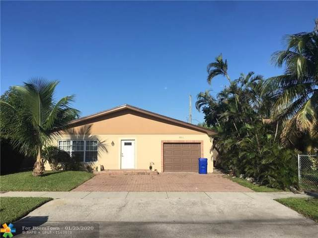 3811 NE 15TH AV, Pompano Beach, FL 33064 (#F10213615) :: Ryan Jennings Group
