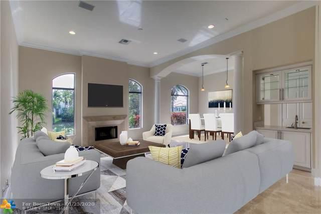 10502 Kestrel St, Plantation, FL 33324 (MLS #F10213622) :: Green Realty Properties