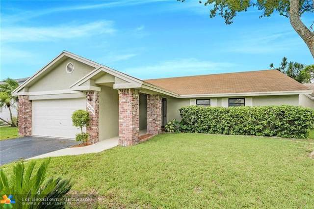 10211 NW 32nd St, Sunrise, FL 33351 (MLS #F10213626) :: Green Realty Properties
