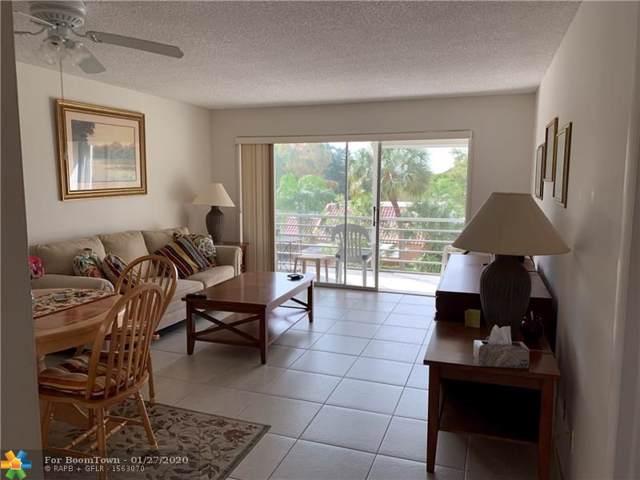 8834 W Mcnab Rd #303, Tamarac, FL 33321 (MLS #F10213640) :: Green Realty Properties