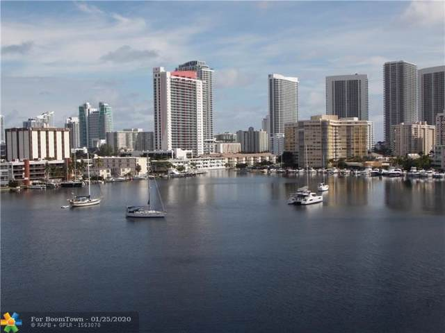 410 Golden Isles Dr #704, Hallandale, FL 33009 (MLS #F10213650) :: Lucido Global