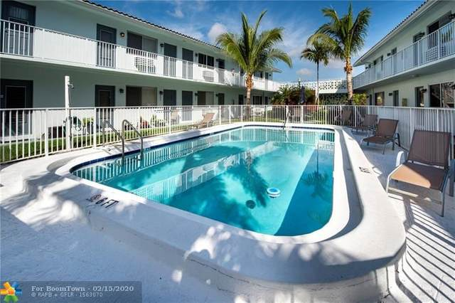 2100 NE 39th St #408, Fort Lauderdale, FL 33308 (MLS #F10213656) :: Berkshire Hathaway HomeServices EWM Realty