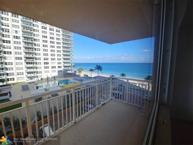 3850 Galt Ocean Dr #510, Fort Lauderdale, FL 33308 (MLS #F10213679) :: GK Realty Group LLC