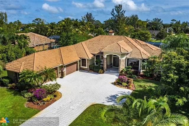 6780 NW 65 TE, Parkland, FL 33067 (MLS #F10213691) :: Green Realty Properties