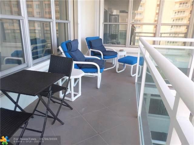 3900 Galt Ocean Drive #405, Fort Lauderdale, FL 33308 (MLS #F10213733) :: The Howland Group