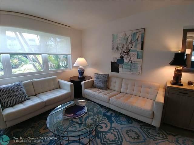 700 Bayshore Dr #10, Fort Lauderdale, FL 33304 (MLS #F10213734) :: GK Realty Group LLC