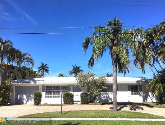 2501 NE 51st St, Lighthouse Point, FL 33064 (MLS #F10213759) :: Castelli Real Estate Services
