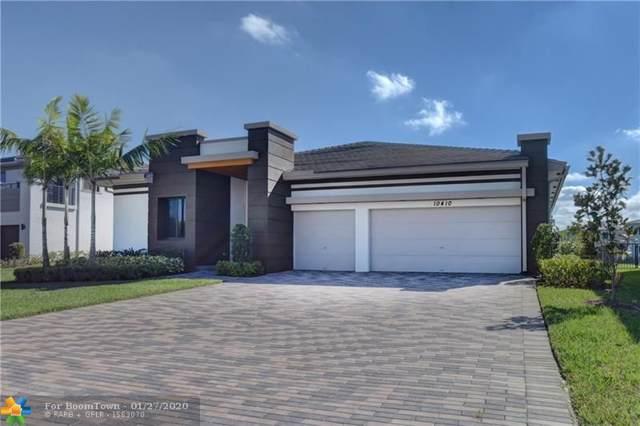 10410 Mira Vista Dr, Parkland, FL 33076 (MLS #F10213785) :: Green Realty Properties