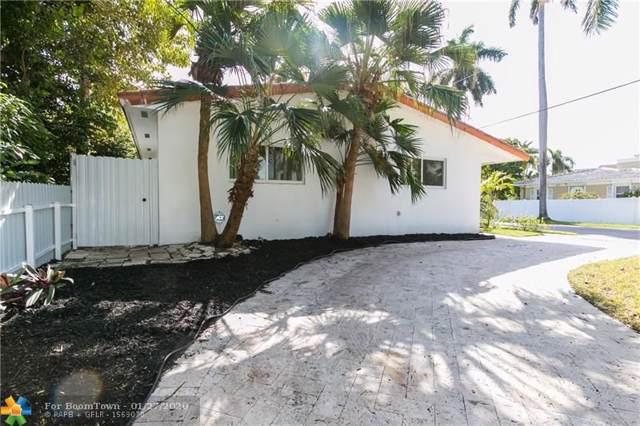 1070 Tyler St, Hollywood, FL 33019 (MLS #F10213798) :: Green Realty Properties